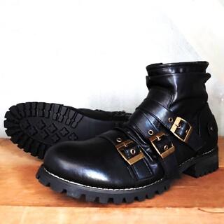 【ラクマ限定値下げ】IT3ベルトシャーリングブーツ(ブーツ)