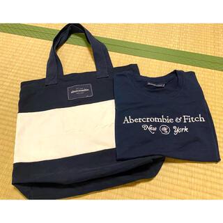 アバクロンビーアンドフィッチ(Abercrombie&Fitch)のアバクロ トートバッグ(トートバッグ)