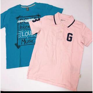 ザラキッズ(ZARA KIDS)のTシャツ ポロシャツ ZARA  kids  GAP 128 120 子供服(Tシャツ/カットソー)