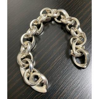 Hermes - Tiffany & Co. Frank Gehry Link Bracelet