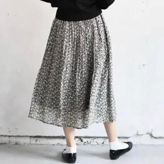 オリーブデオリーブ(OLIVEdesOLIVE)のOLIVE des OLIVE オリーブデオリーブ 花柄スカート スカート(ロングスカート)