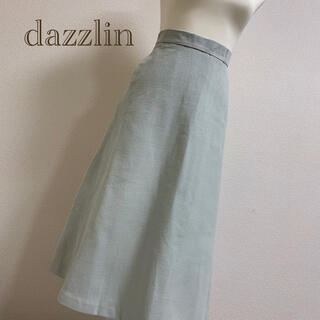 ダズリン(dazzlin)の❃半額以下❃【新品タグ付】dazzlinフレアロングスカート❃Sサイズ(ロングスカート)