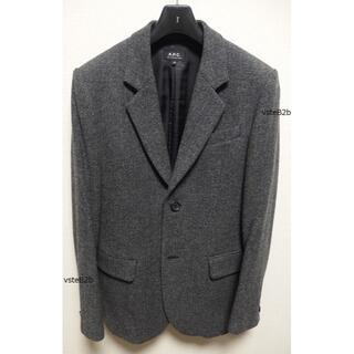 アーペーセー(A.P.C)の【新品未使用】APC ツィードジャケット tweed jacket coat(テーラードジャケット)
