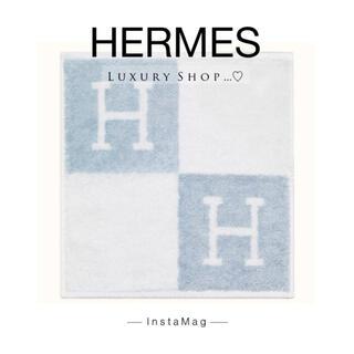 Hermes - ♡新品♡HERMES♡アヴァロンカレタオル♡