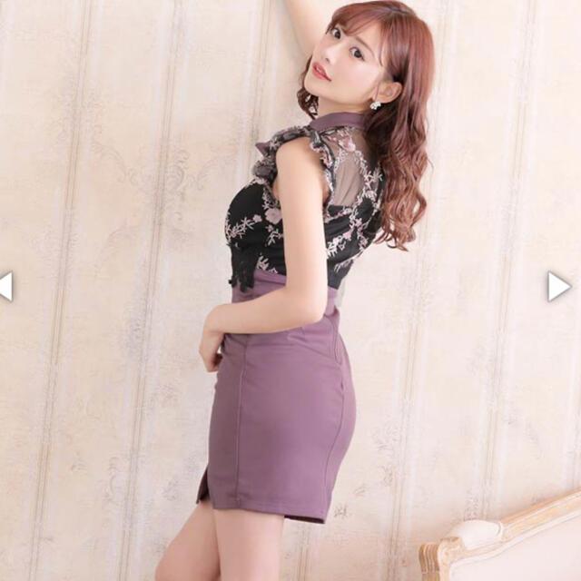 dazzy store(デイジーストア)のミニドレス キャバドレス ドレス レディースのフォーマル/ドレス(ミニドレス)の商品写真
