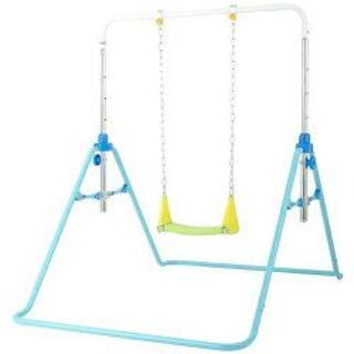 あそびが運動!折りたたみブランコ鉄棒 おもちゃ こども 子供 知育 勉強 遊具