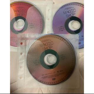 ボウダンショウネンダン(防弾少年団(BTS))のbts magic shop DVD(K-POP/アジア)