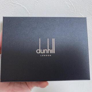 ダンヒル(Dunhill)のdanhill ダンヒル 名刺入れ カードケース【新品未使用】(名刺入れ/定期入れ)