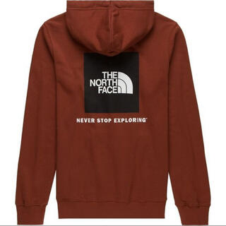 THE NORTH FACE - ☆The North Face☆    Red BoxHoodie