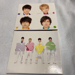 NEWS アルバム セット CD DVD 初回盤A 初回盤B 初回版A 初回版B(ポップス/ロック(邦楽))