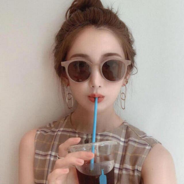 Ameri VINTAGE(アメリヴィンテージ)の再入荷しました!ベージュサングラス♡まとめ買い歓迎♡ レディースのファッション小物(サングラス/メガネ)の商品写真