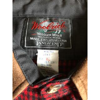 ウールリッチ(WOOLRICH)の【Wネーム】ウールリッチ チェックシャツ(シャツ)