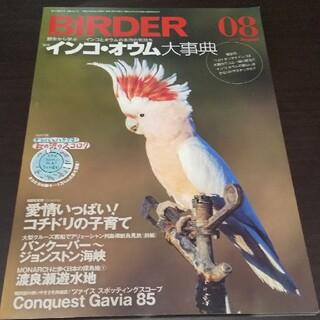 BIRDER (バーダー) 2017年 08月号(趣味/スポーツ)