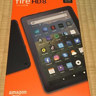 ANDROID - Amazon fire HD8 32GB ブラック 新品未使用