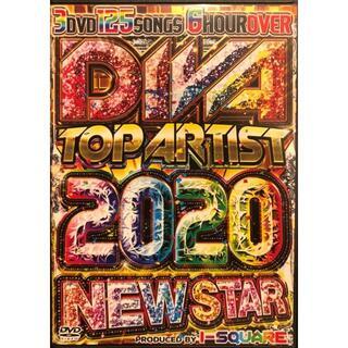 洋楽DVD DIVA TOPARTIST 2020 NEW STAR(ミュージック)