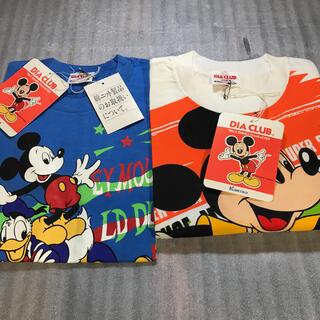 Disney - Walt Disney Tシャツ 2枚セット子供用Tシャツ ウォルトディズニー