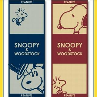 SNOOPY - LAWSON ローソン スヌーピー タオル 非売品