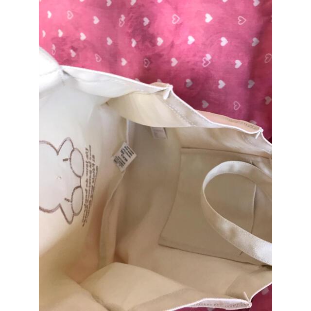 Maison de FLEUR(メゾンドフルール)の♡新品未使用タグ付き!Maison de FLEUR トートバッグ♡ レディースのバッグ(トートバッグ)の商品写真