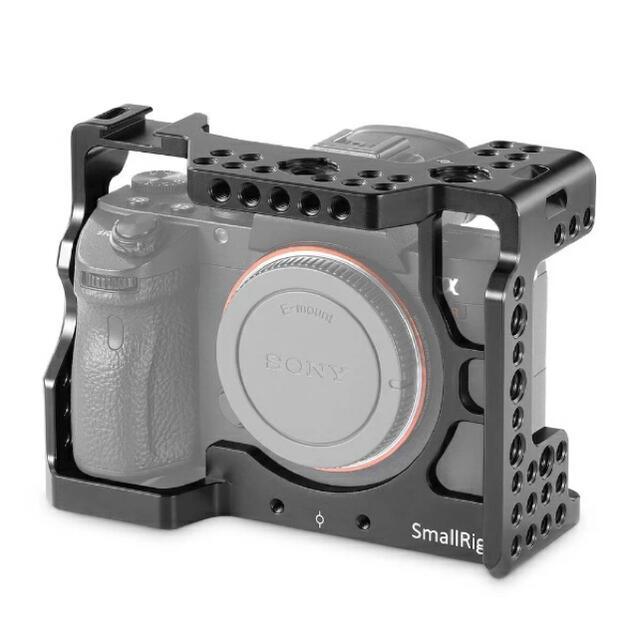 SONY(ソニー)のSONY a7Ⅲ smallrig ケージグリップセット スマホ/家電/カメラのカメラ(ミラーレス一眼)の商品写真