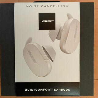 BOSE - Bose quietcomfort earbuds ワイヤレスイヤホン