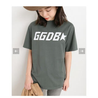 DEUXIEME CLASSE - 値下げDeuxime Classes ゴールデングースロゴTシャツ