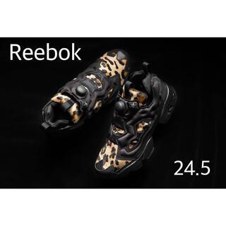 Reebok - ☆新品☆【Reebok】インスタポンプフューリー レオパード