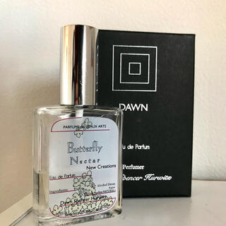 コスメキッチン(Cosme Kitchen)のダウンパフューム dawn perfume   バタフライネクター(香水(女性用))