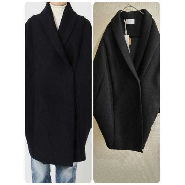 DEUXIEME CLASSE(ドゥーズィエムクラス)の2/末まで出品REALITY STUDIOコクーンジャケット2~3日後の発送 レディースのジャケット/アウター(ロングコート)の商品写真