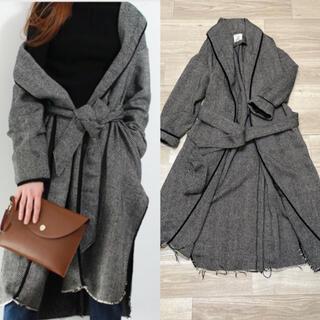 TODAYFUL - トゥデイフル Herringbone Gown Coat ガウンコート