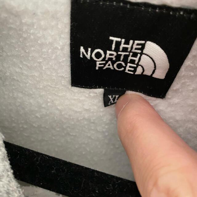 THE NORTH FACE(ザノースフェイス)のノースフェイス ジップパーカー サイズXL メンズのトップス(パーカー)の商品写真