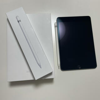 iPad - iPad mini 5 Apple Pencil付