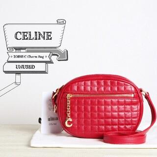 セリーヌ(celine)のセリーヌ 未使用 Cチャーム キルティング 19SS ショルダー バッグ(ショルダーバッグ)