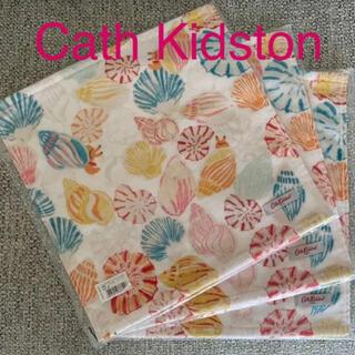 Cath Kidston - キャスキッドソン ハーミットシェルズ柄 3枚セット♡