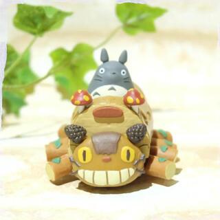 ジブリ - ジブリ となりのトトロ プルバックコレクション トトロの手作りネコバス