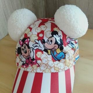 Disney - ディズニーミッキー耳ポンポン帽子 Toontownメンバー