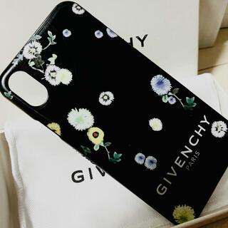 ジバンシィ(GIVENCHY)のジバンシー GIVENCHY iPhone X XS スマホ 携帯 カバー 箱付(iPhoneケース)