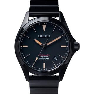 セイコー(SEIKO)の新品 wena Sony LOWERCASE Premium Black(腕時計(アナログ))