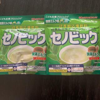 ロートセイヤク(ロート製薬)のセノビック 抹茶ミルク味 2袋セット(その他)