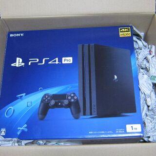 PlayStation4 - 極美品 安心の保証付き 新型 PS4Pro CUH-7200