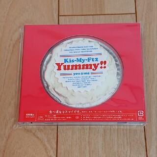 キスマイフットツー(Kis-My-Ft2)の【美品✨】Kis-My-Ft2  Yummy!!(アイドルグッズ)