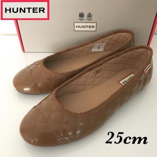 HUNTER - 【正規品】HUNTER ハンター レインシューズ パンプス 25cm