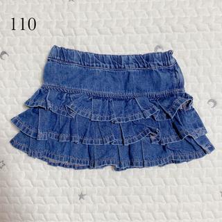 JENNI - Jenni ジェニィ ミニスカート 子供服 110