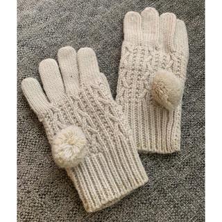 ザラキッズ(ZARA KIDS)の【最終お値下げ】ZARA  girl's手袋(手袋)