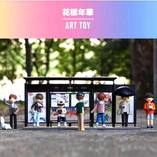 防弾少年団(BTS) - BTS✨花様年華 ART TOY✨貴重 メンバーオールセット✨アウトBOX付き✨