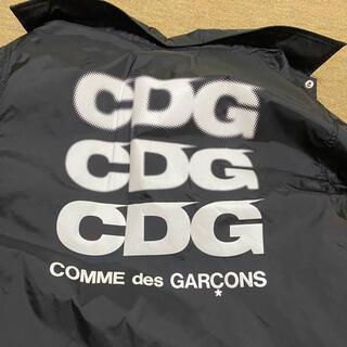 コムデギャルソン(COMME des GARCONS)のCOMME des GARCONS コムデギャルソン CDGコーチジャケット(ナイロンジャケット)