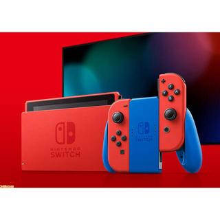 任天堂 - Switch 本体 マリオカラー