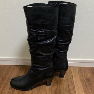 BARCLAY - バークレー ブーツ Mサイズ ロングブーツ M 黒 ブラック