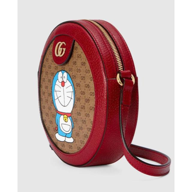 Gucci(グッチ)のグッチドラえもんDORAEMON GUCCI ショルダーバッグ レザー レディースのバッグ(ショルダーバッグ)の商品写真