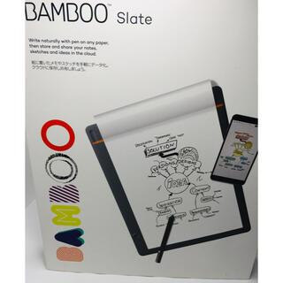 ワコム(Wacom)の【新品】Wacom BAMBOO Slate スマートパッド A4対応(タブレット)