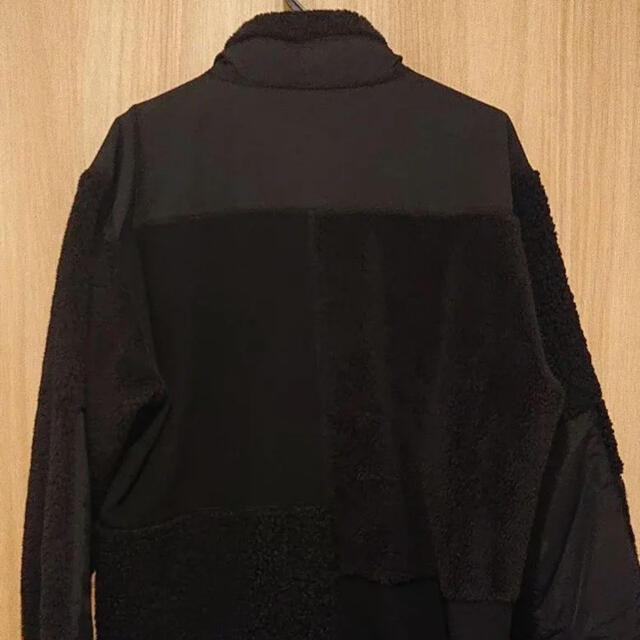 Engineered Garments(エンジニアードガーメンツ)のユニクロ エンジニアドガーメンツ フリースジャケット Lサイズ メンズのジャケット/アウター(ブルゾン)の商品写真